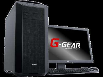 G-GEAR neo Ryzen7 RTX2080 16GB